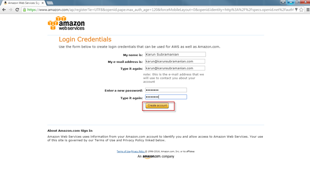 How to get your own free Amazon Web Services server in cloud